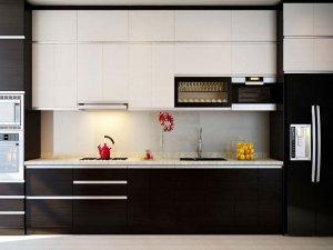 Tủ bếp Acrylic 72