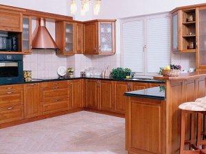 Tủ bếp gỗ Xoan đào 51