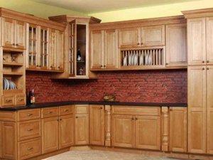 Tủ bếp gỗ Giáng hương 18