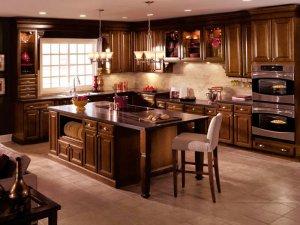 Tủ bếp gỗ Xoan đào 15
