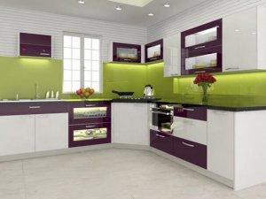 Tủ bếp Acrylic 69