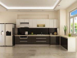 Tủ bếp Acrylic 71