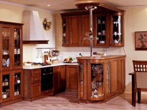 Tủ bếp gỗ Xoan đào 37