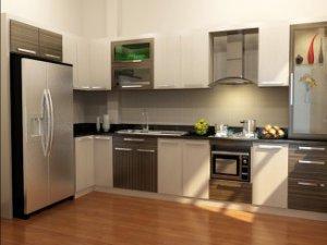Tủ bếp Laminate 7