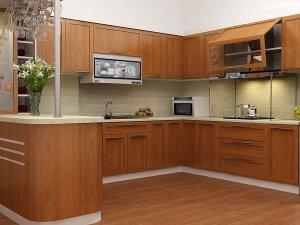 Tủ bếp gỗ Xoan đào 49