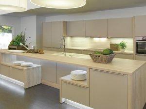 Tủ bếp Laminate 8