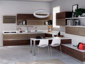 Tủ bếp phong cách châu Âu 11