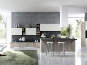 Tủ bếp Laminate 10