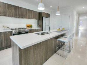 Tủ bếp Laminate 12