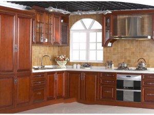 Tủ bếp gỗ Xoan đào 25