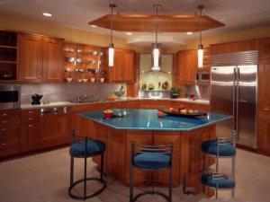 Tủ bếp gỗ Xoan đào 28