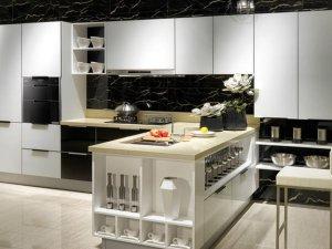 Tủ bếp phong cách châu Âu 6