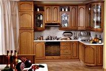 Tủ bếp gỗ Giáng hương 21