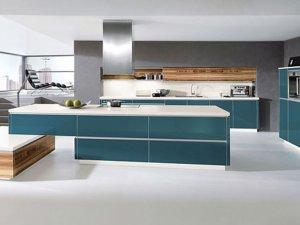 Tủ bếp MFC lõi xanh 2