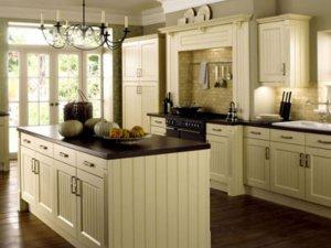 Tủ bếp phong cách châu Âu 4