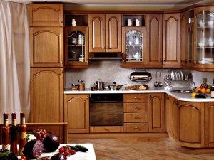 Tủ bếp gỗ Xoan đào 41