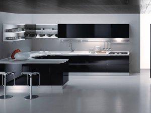 Tủ bếp Acrylic 77