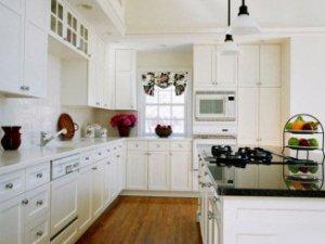 Tủ bếp Laminate 9