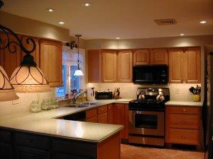 Tủ bếp gỗ Xoan đào 10