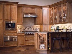 Tủ bếp gỗ Xoan đào 31