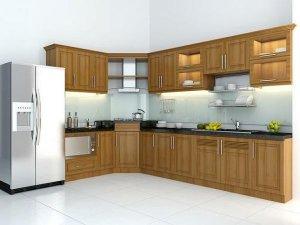 Tủ bếp theo hình dáng 5