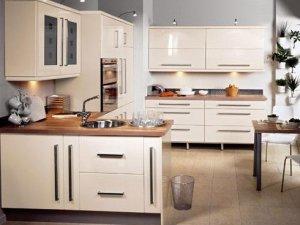 Tủ bếp theo hình dáng 10