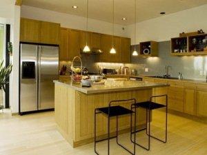Tủ bếp có Quầy BAR 16