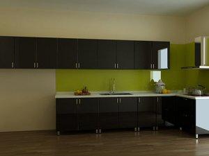 Tủ bếp Inox 2