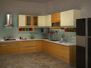 Tủ bếp Inox 5