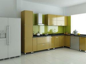 Tủ bếp Inox 3