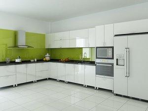 Tủ bếp Inox 1