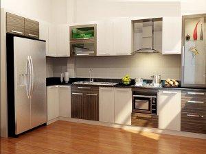 Tủ bếp Laminate 35