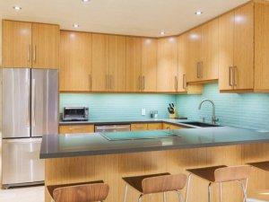Tủ bếp Laminate 32