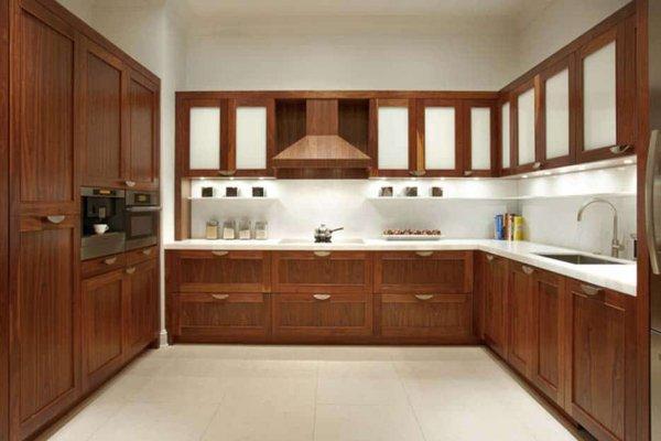 Tủ bếp gỗ Căm xe 13