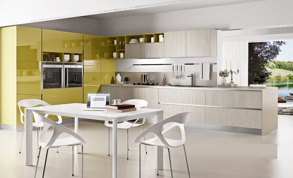 Tủ bếp Laminate 34